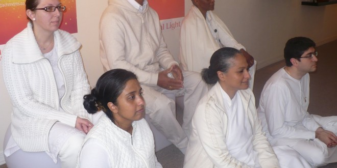 Managing The Mind Raja Yoga Meditation Practitioners Differ In Approaches To Calming Mind Asian Fortune