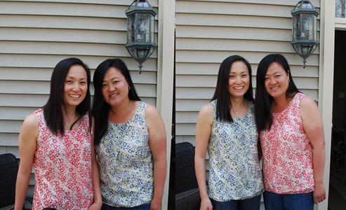 Asian skin tone dress color combination