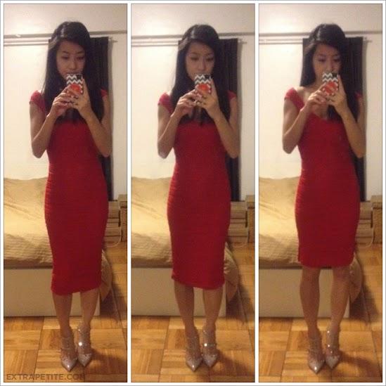 ff800d328b01 regular vs. petite dress  photo from extrapetite.com. Dresses provide  petites with the ...