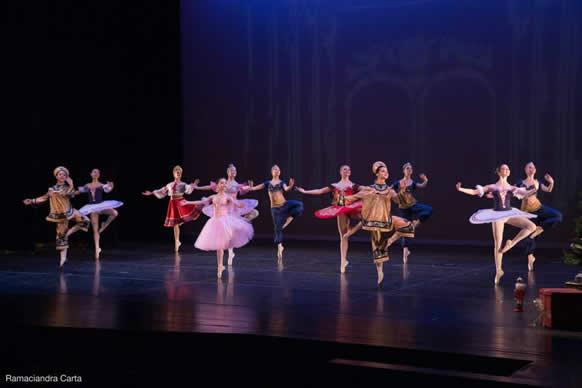 dance performances american Asian